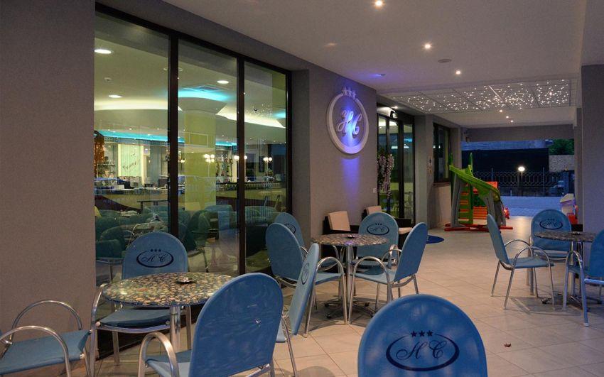 Hotel Concorde Cesenatico -