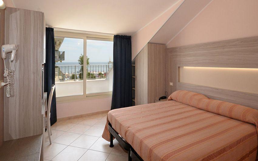 Camera Hotel Concorde Cesenatico -